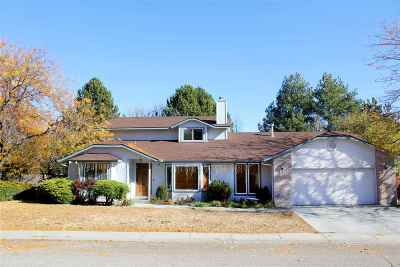 Boise Single Family Home New: 11056 W Highmont Drive
