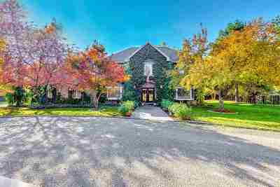 Boise, Eagle Single Family Home New: 577 W Fordham