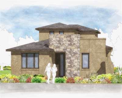 Boise Single Family Home New: 3871 E Eckert Rd