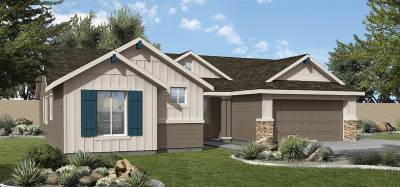 Nampa Single Family Home New: 11124 W Brougham Dr.