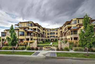 Boise Condo/Townhouse For Sale: 3075 West Crescent Rim Drive #205