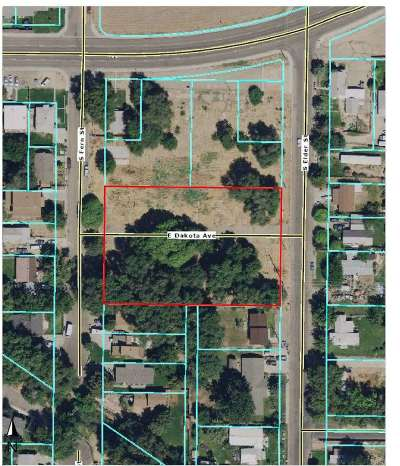 Nampa Residential Lots & Land For Sale: 1021 S Elder