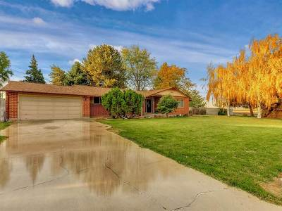 Nampa Single Family Home For Sale: 943 Vista Dr