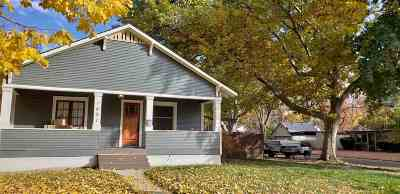 Single Family Home For Sale: 1602 20th Street