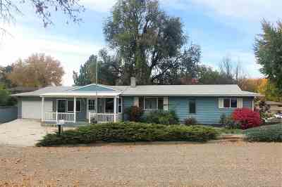 Payette Single Family Home For Sale: 2262 Terrace Drive