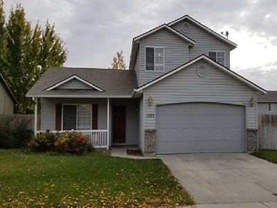 Kuna Single Family Home For Sale: 1089 W Fools Gold Street