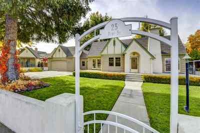 Boise, Nampa, Kuna, Meridian, Eagle, Star Single Family Home For Sale: 25 Ruby Street