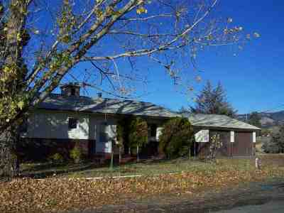 Council Single Family Home For Sale: 2115 N Galena Rd