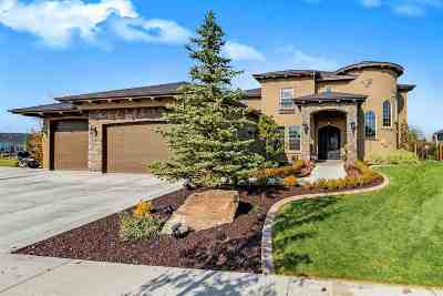 Boise, Eagle, Kuna, Meridian, Nampa, Star Single Family Home For Sale: 6158 W Stadium Court
