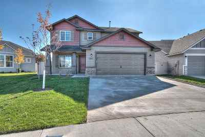 Star Single Family Home For Sale: 11749 W Hidden Point St.