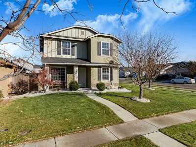 Meridian ID Single Family Home For Sale: $274,000