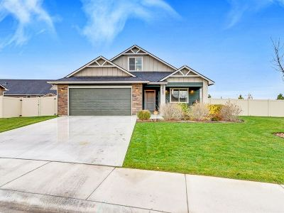 Fruitland ID Single Family Home For Sale: $290,000