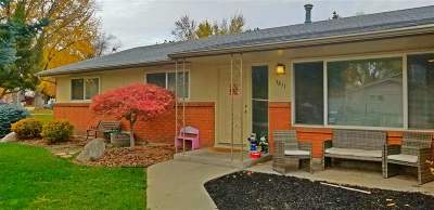 Single Family Home For Sale: 3811 N Buckingham