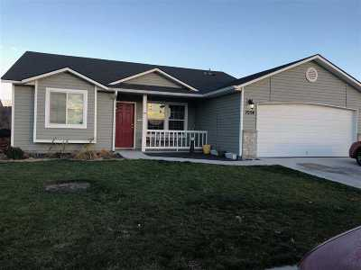 Middleton Single Family Home For Sale: 1054 S Benewah Lake Ave.