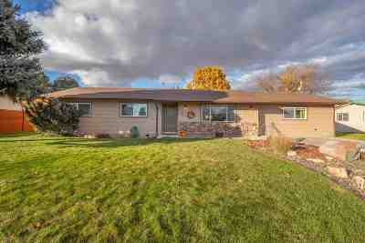 Weiser Single Family Home For Sale: 30 Fairmont Dr