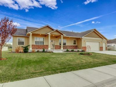 Nampa Single Family Home For Sale: 5028 Castleton Ave.