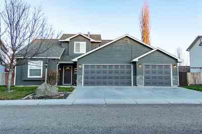 Star Single Family Home For Sale: 396 N Nebula