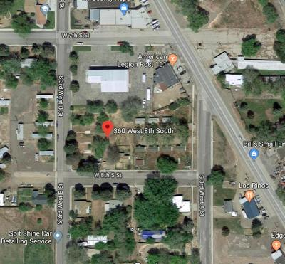 Mountain Home Residential Lots & Land For Sale: 360 W 8th S