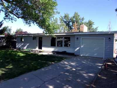 Boise Multi Family Home Price Change: 4100 W St Andrews