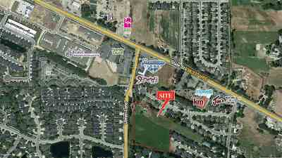 Garden City Residential Lots & Land Back on Market: 6300 N Ulmer Lane