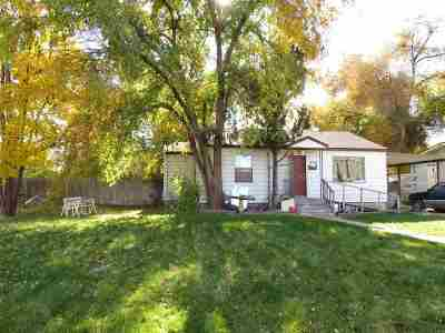 Caldwell Single Family Home For Sale: 115 W Elm