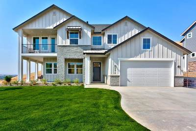 Boise ID Single Family Home For Sale: $775,000