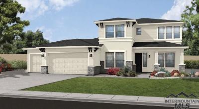 Eagle Single Family Home For Sale: 1425 N Triathlon Ave.