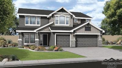 Eagle Single Family Home For Sale: 6949 W Stadium St.