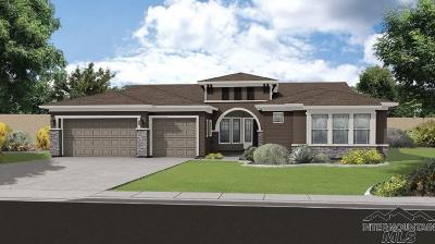 Eagle Single Family Home For Sale: 1371 N Triathlon Ave.