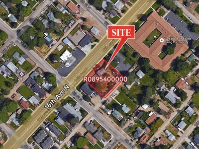 Nampa Residential Lots & Land New: 512 16th Avenue North