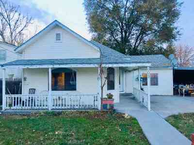 Caldwell ID Single Family Home New: $140,000