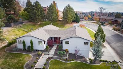 Boise Single Family Home For Sale: 709 E Braemere