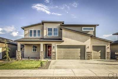 Meridian Single Family Home New: 3466 W. Lesina St.