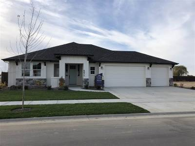 Meridian ID Single Family Home Back on Market: $404,900