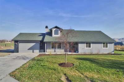 Single Family Home For Sale: 2300 S Mill Rd.