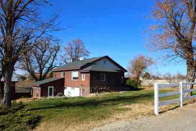 Single Family Home For Sale: 1667 S Joe King Road