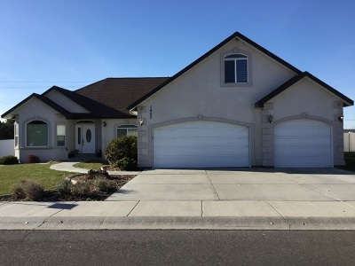 Twin Falls Single Family Home For Sale: 1407 Riverridge