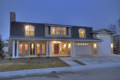 Boise ID Single Family Home New: $599,800