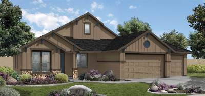 Meridian ID Single Family Home New: $353,900