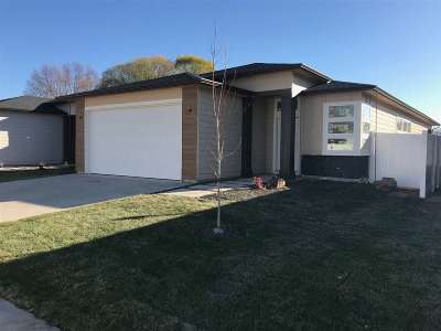Meridian ID Single Family Home Back on Market: $314,900