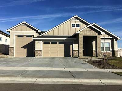 Boise, Eagle, Nampa, Meridian Single Family Home New: 1112 W Contender