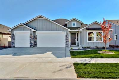 Kuna Single Family Home For Sale: 9274 S Palena Place
