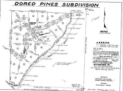 Boise Residential Lots & Land New: Dored Pines Sub