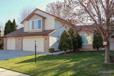 Boise Single Family Home For Sale: 12173 W Stillwater