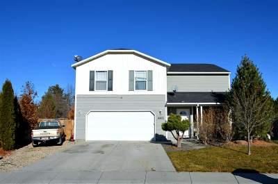 Caldwell Single Family Home For Sale: 16975 Gardner