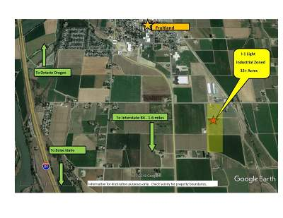 Fruitland Residential Lots & Land For Sale: 2195 NW 2nd Avenue