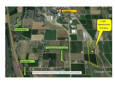 Fruitland Residential Lots & Land For Sale: NW 2nd Avenue