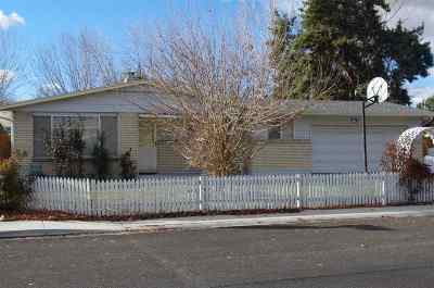 Boise Single Family Home For Sale: 3203 N Spiceland