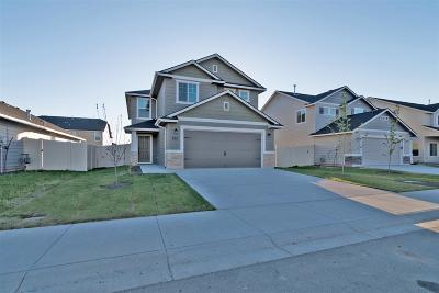 Meridian Single Family Home For Sale: 3769 W Farlam Dr.