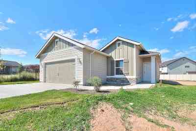 Meridian Single Family Home For Sale: 3783 W Farlam Dr.